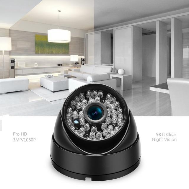 Onvif 3MP 2MP IP Camera 1080P Security Outdoor Surveillance Night vision 3