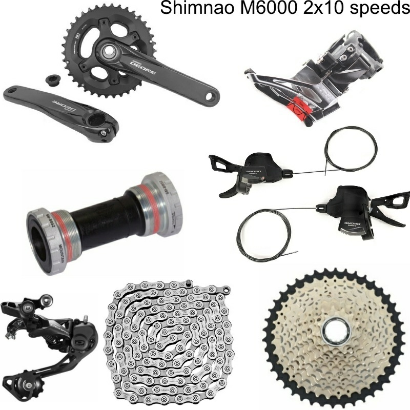 Worldwide delivery shimano 7 speed groupset in NaBaRa Online