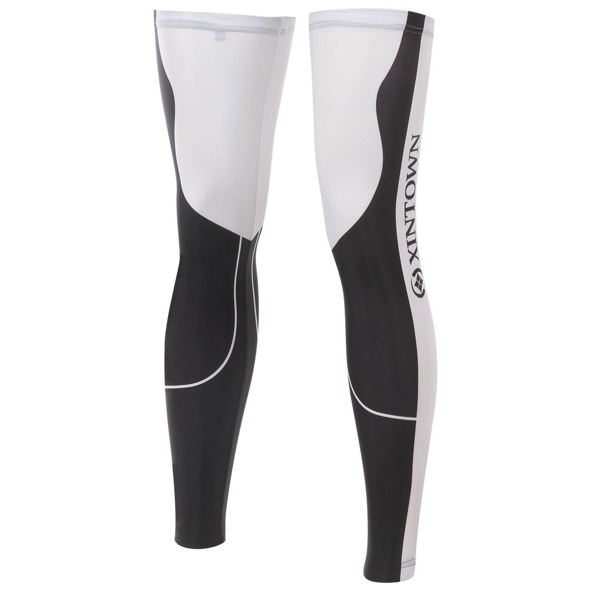 BOODUN Loong As White Riding Leg Set Cycling Outdoors Sunscreen Leg Set Bicycle Motion Defence Leggings Set