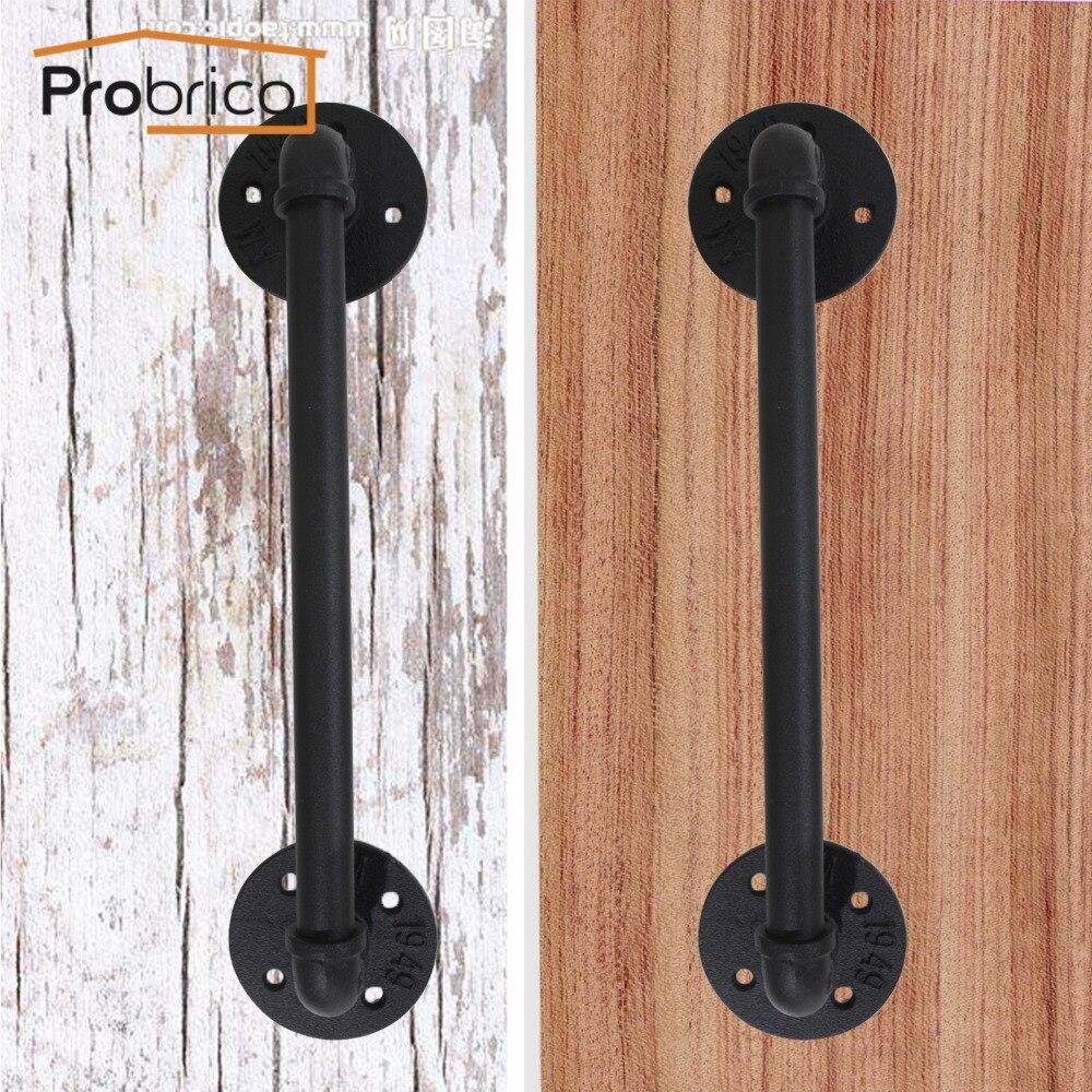 Charmant Probrico Furniture Handle Black Barn Door Gate Knobs And ...