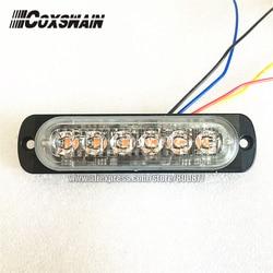Car external warning light led surface mounting grill light 0 3 thin 17 flash patterns 6.jpg 250x250