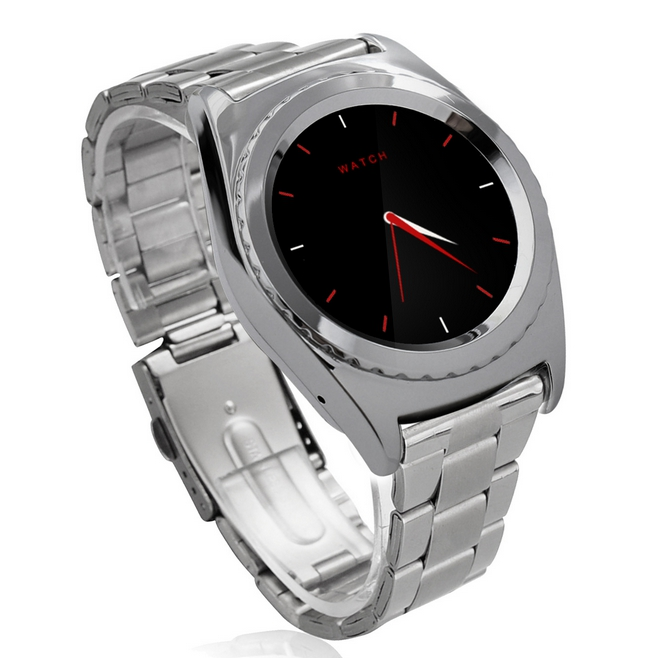 smart watch with Thermometer Bluetooth Smart Watch font b Smartwatch b font Wristband for Android Phone