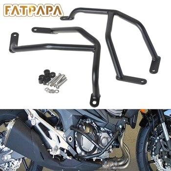 FOR KAWASAKI Z800 ZR800 2013-2016 Motorcycle Accessories Metal Engine Guard Bumper