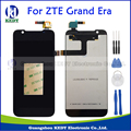For ZTE Grand Era U985 V985 LCD Screen Original LCD Display+Touch Screen Digitizer Glass Pannel Replacement Assembly +Tools