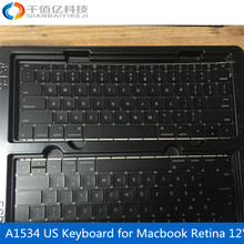 Laptop otiginal A1534 Keyboard for Macbook Retina 12′ US keyboard 2016
