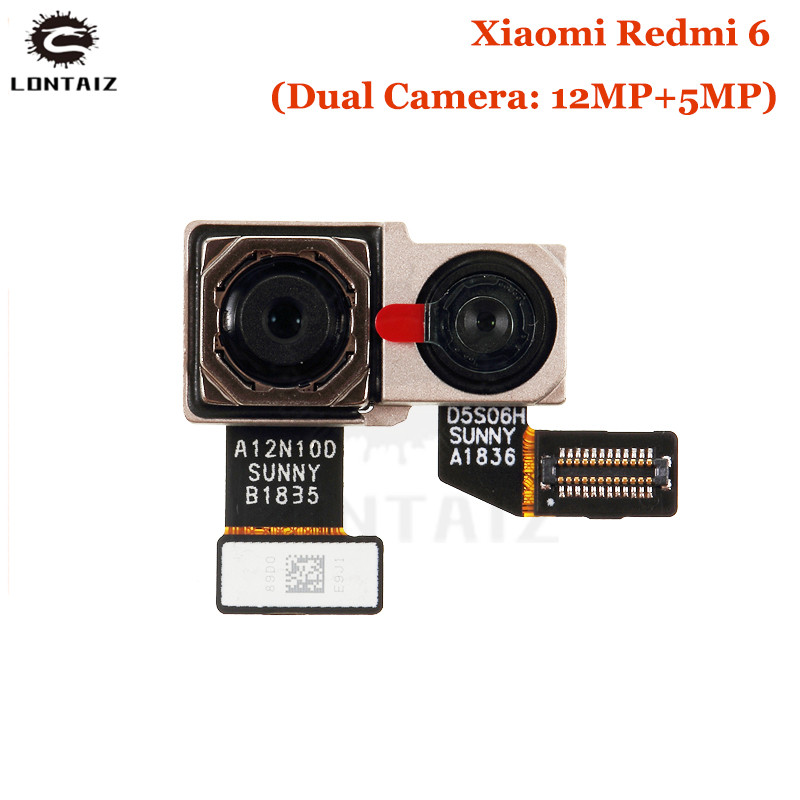 For Xiaomi Redmi 6 6A Rear Back Camera Module Flex Cable  Repair Parts