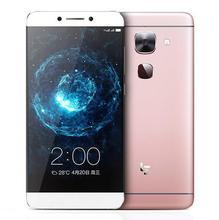 "Envío Caja LETV LE2 LE 2 PRO LeEco X625 Helio X25 Deca Core 4G LTE Smartphone MTK 5.5 ""1920×1080 4 GB + 32 GB 21MP OTG Lector De Huella Dactilar"