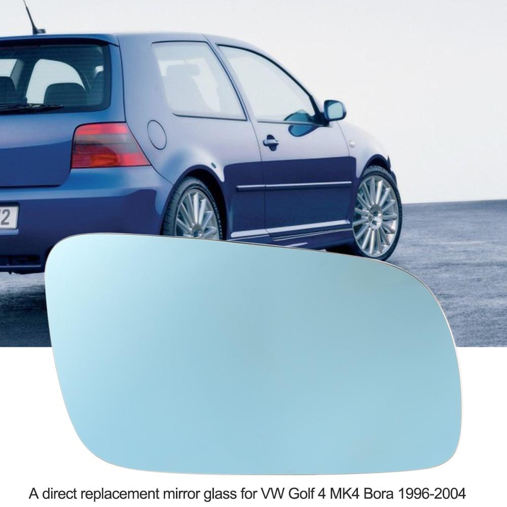 Pair Mirror Glass Power Heated For VW PASSAT B5 1997-2005 Jetta//Golf MK4 LH RH