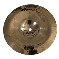 Arborea Dragon Series B20 Effect Cymbals 10\'\' China