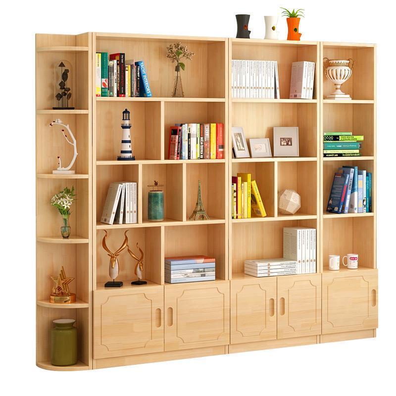 Oficina Boekenkast Bureau Meuble Camperas Mueble De Cocina Shabby Chic Wood Decoration Retro Book Furniture Bookshelf Case