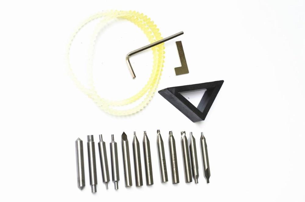 Lõppveski freespink võtmetähtsusega lõikamismasinate osade - Käsitööriistad - Foto 3