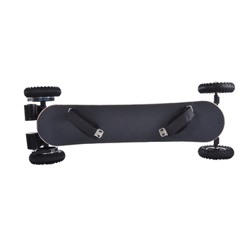 Four Wheel Electric Skateboard Double Motor 1200W Power Electric Longboard Scooter Boosted board E-scooter Hoverboard Wood Board 1