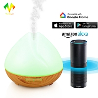Authentic Tonbux 400ml WiFi Smart Air Home Humidifier Module Essential Aromatherapy APP Voice Control With