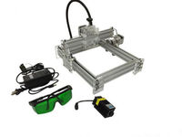 17 20cm DIY USB Laser Engraver Engraving Marking Machine Cutter Plotter 1000mw