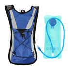 Hot Speed Camelback Water Bag Backpack Hiking Motorcross Riding Backpack with 2L Water Bag Hydration Bladder