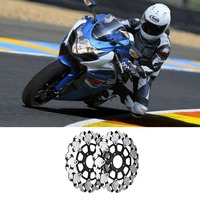 Shipping From Germany 320mm Motorcycle Front Brake Disc Rotor For Suzuki GSXR 1300 HAYABUSA 99