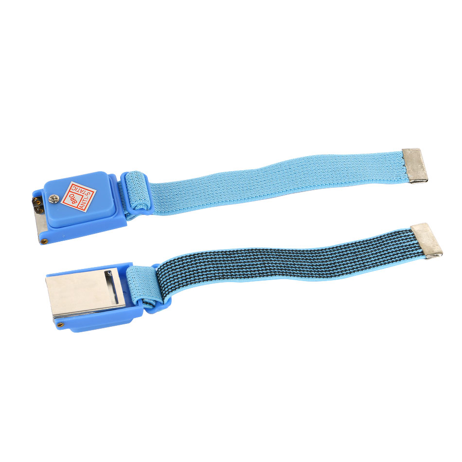 Hand Tool Sets Repair Tools Esd Anti Static Cordless Wrist Strap Elastic Band For Sensitive Electronics