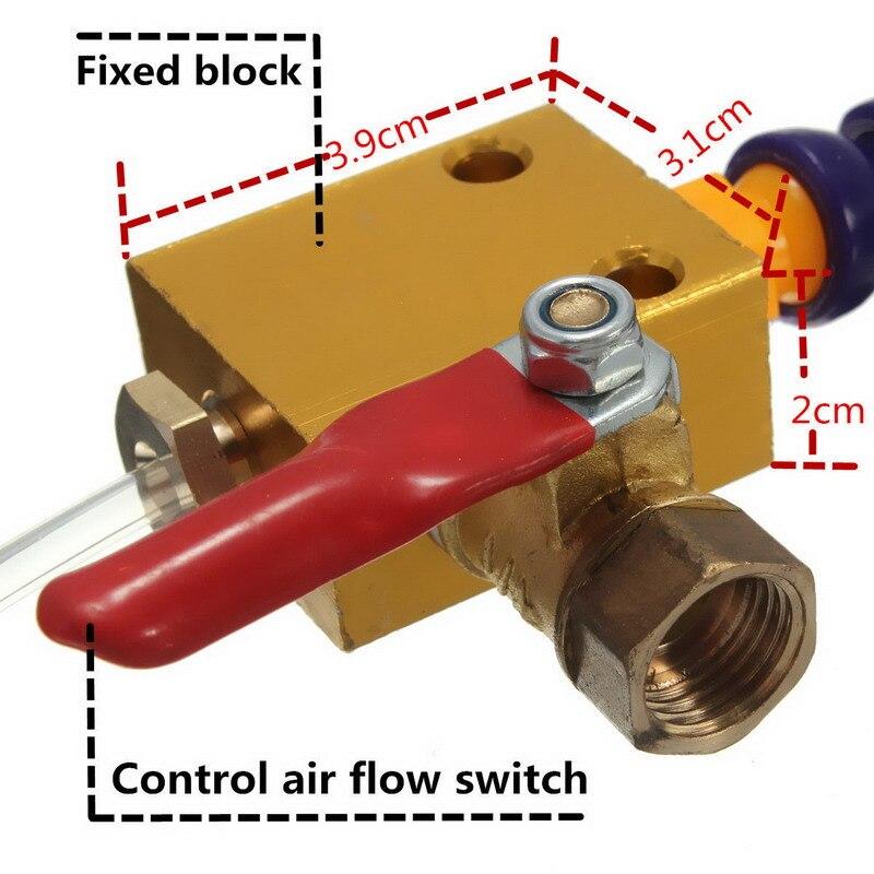 CNC puidutöötlemise graveerimismasin pihusti 35cm - Elektritööriistade tarvikud - Foto 3