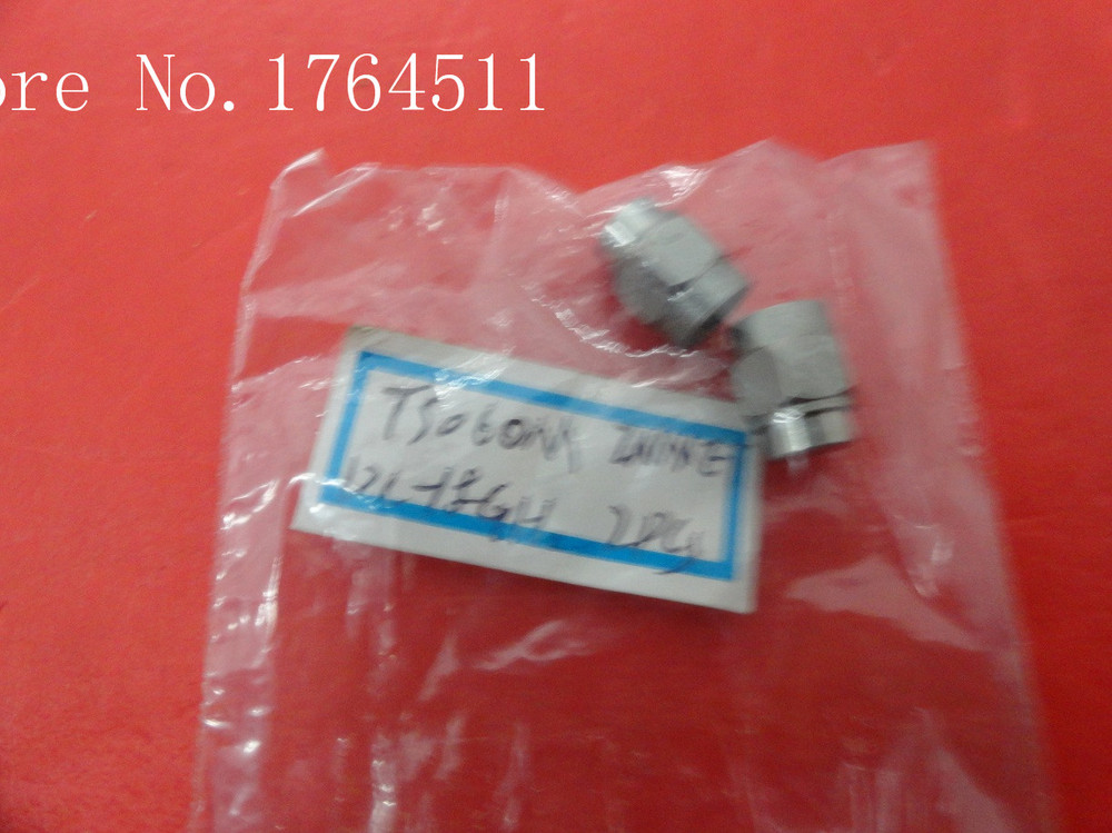 [BELLA] INMET TS060M DC-18GHz 1W SMA Precision Coaxial Load  --2PCS/LOT