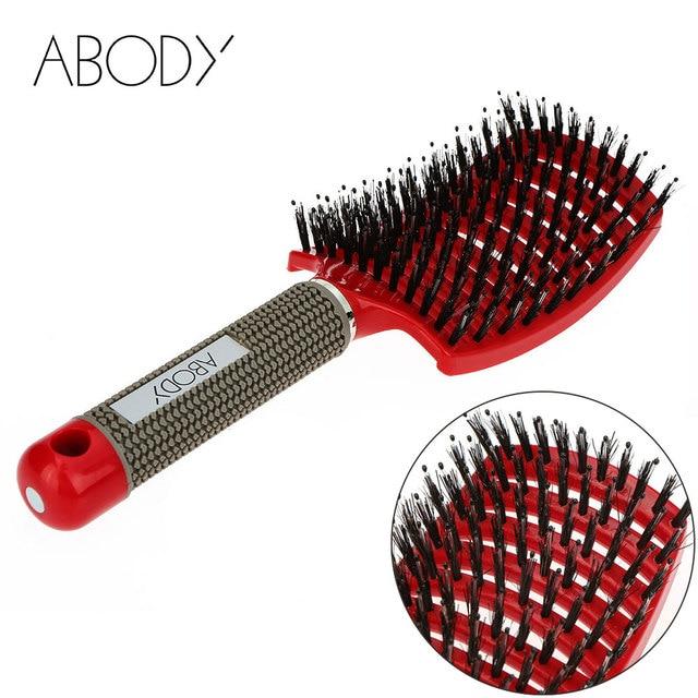 Szczotka do włosów - aliexpress