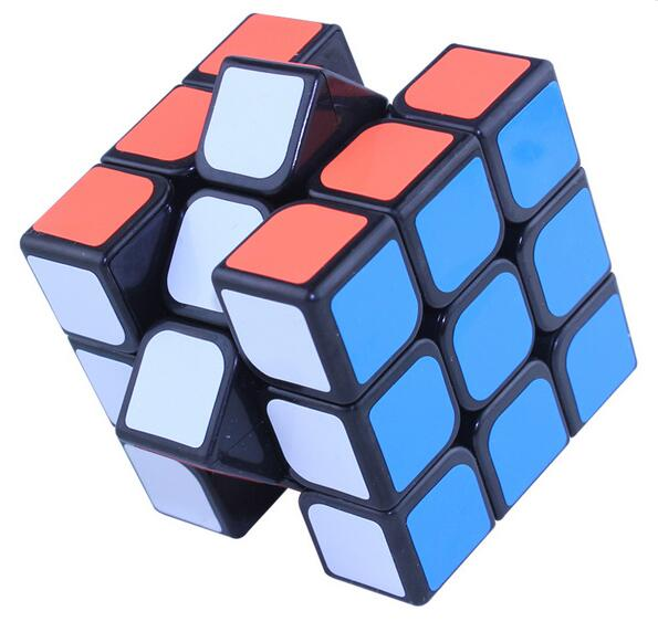 3D IQ Magic Cube Puzzle Logic Mind Brain teaser Educational Puzzles Game Toys for Children Adults 12