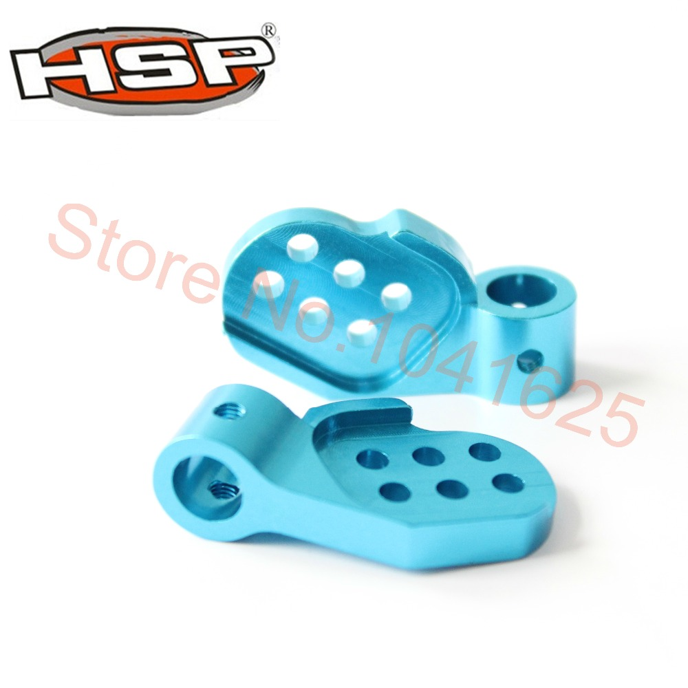 HSP 862002 Front Body Post Mount Metal Upgrade Parts For 1/8 RC Model Car Off Road Monster Truck 94762 aluminuim 03007 motor mount rc hsp 1 10th on road drift off road car buggy monster truck rc car parts child toys