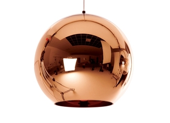 Free shipping 8055S Hot sale  Glass Copper Shade Glass Ball Pendant Lights