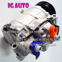 New Auto AC A/C Compressor With Clutch For Audi A4 A6 Air Conditioning Compressor