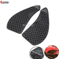 Anti Slip Sticker 3M Motorcycle Tank Traction Pad Side Knee Grip Protector For Kawasaki Z1000 2007