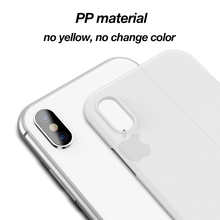 Phone case for iPhone X Ultra Thin (Copy)