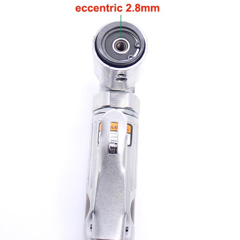 Inches Polisher Pneumatic Eccentric Polishing Tool Air Sander Machine Polisher  Pneumatic  2 3 Amp