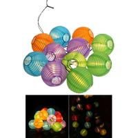 4M 20 LED Solar String Lights Fairy Globe Lantern Ball Outdoor Lighting Decorative Christmas Solar Lamp