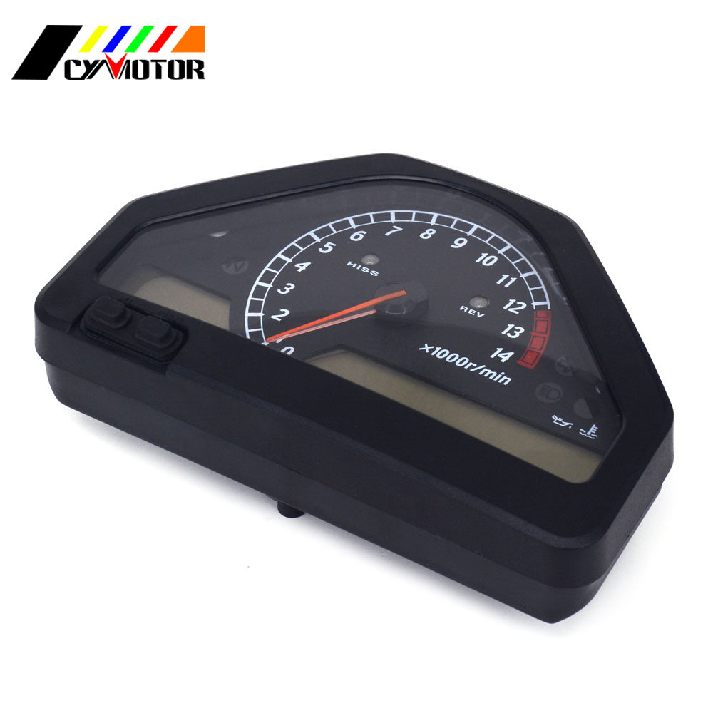 Motorcycle Speedometer Dashboard Tachometer Display Gauges For HONDA CBR1000RR CBR 1000RR 1000 RR 2004 2005 2006 2007 04-07