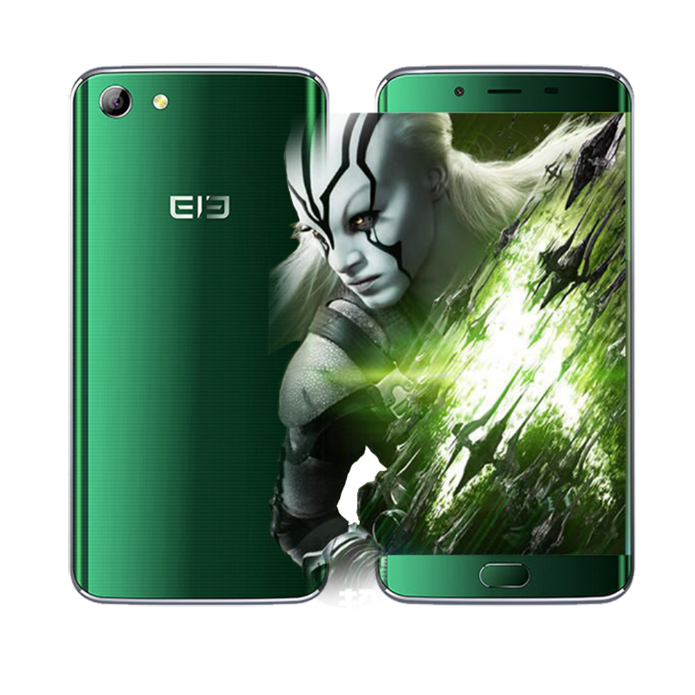 Original Elephone S7 5 5inch Touch ID MT6797 Helio X20 Deca Core 13 0 MP 4GB