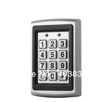 7612 Metal Rfid Access Control Keypad Support 1000 Users 125KHz ID Card Reader Electric Digital Password Door Lock - DISCOUNT ITEM  5 OFF Security & Protection