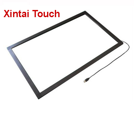 Free Shipping! Xintai Touch 26 inch 10 points IR Multi Touch Screen Overlay,Infrared Touch Screen Aluminum Frame-in Touch Screen Panels from Computer & Office    1