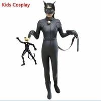 Miccostumes Cosplay Kids Boy Cosplay Miraculous Tales Of Ladybug Cat Noir Adrien Agreste Jumpsuit Full Set