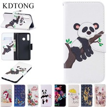 KDTONG Case sFor Cover Huawei P30 Lite Case Leather Flip Magnetic Wallet Card Cover Fundas For Huawei P30 P 30 Case Phone Bags phone case for cover huawei p30 pro p30 case flip pu leather magnetic wallet card cover coque for huawei p30 p 30 case cover