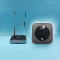 Unlocked Used Netgear MR1100 (M1) With A Pair Of Ts 9 Antenna 1GB Cate 16 4GX Gigabit 4G LTE Mobile Router PK B315 Y800