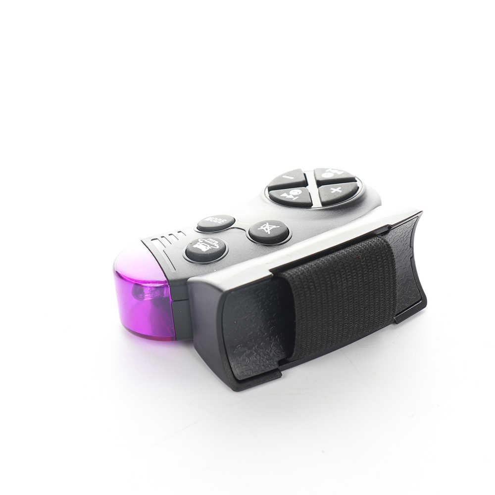 Llave de Control remoto del botón del volante Universal para la navegación del coche DVD reproductor de música Multimedia Android Car Radio