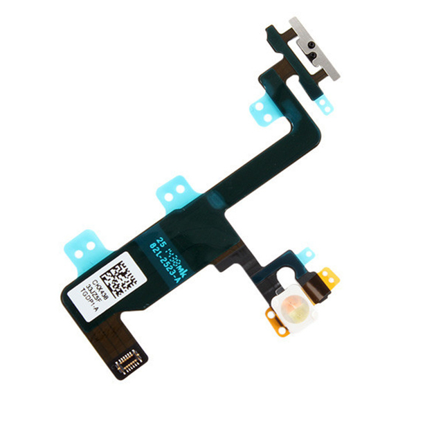 new style 34f20 e51b9 US $1.67 12% OFF|WOJOQ New Power Button Flex Cable Ribbon Light Sensor For  iPhone 6 6 Plus Power Switch On / Off Replacement Repair Parts-in Mobile ...