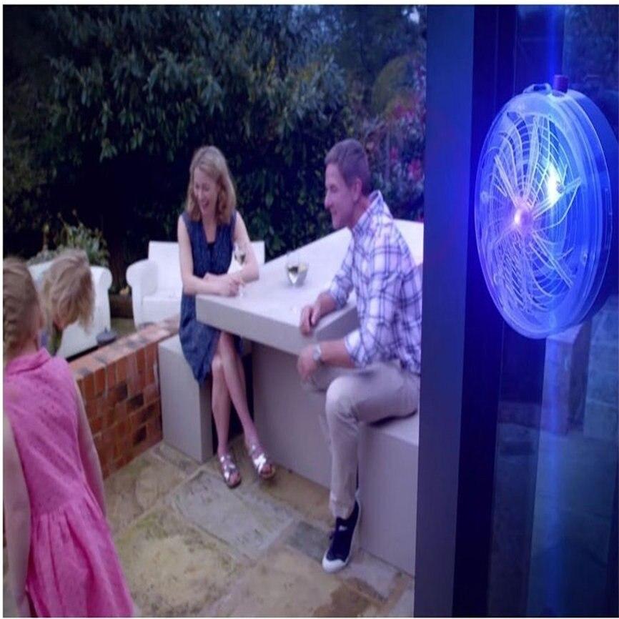 Super Solar Buzz Kill Zapper Killer UV Light Fly Insect Bug Mosquito LAMP Home kitchen Travel Device Light Dropshipping June#6