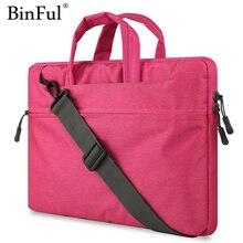 BinFul New Laptop Messenger Bag 11 12 13