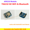 YS6210 SD WIFI & BLUETOOTH module, embed wifi bluetooth function in one, for Tiny4412SDK,works with Android 5.0  Ubuntu