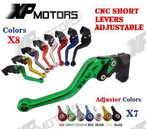 CNC Curto Brake Clutch Lever Para Yamaha XS250 XS400SE 78-82 XS650SE XS650 75-81 77-83 77-82 XS850 XS750 80-86 XS1100 S 78-85