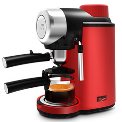 Sarmocare 2.5L Electric Coffee Machine Express Electric Foam Coffee Maker Espresso