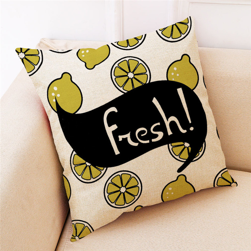 ISHOWTIENDA Fashion Cotton Linen Square 2019 New Arrival Home Decorative Throw Pillow Cove Sofa Waist Cushion Cover High Quality-in Cushion Cover from Home & Garden