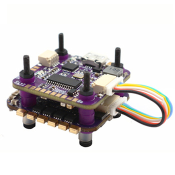 FLYCOLOR Raptor S-Tower F4 20A F4 Flight Control 20A 2-4S ESC for FPV Racing Quadcopter RC Racer 120-180mm Wheelbase AAccessory