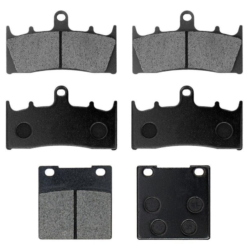 Cyleto Plaquettes de frein avant pour Suzuki GSX1300 R GSX 1300R GSX1300R GSX 1300 R Hayabusa 1999 2000 2001 2002 2003 2004 2005 2006 2007