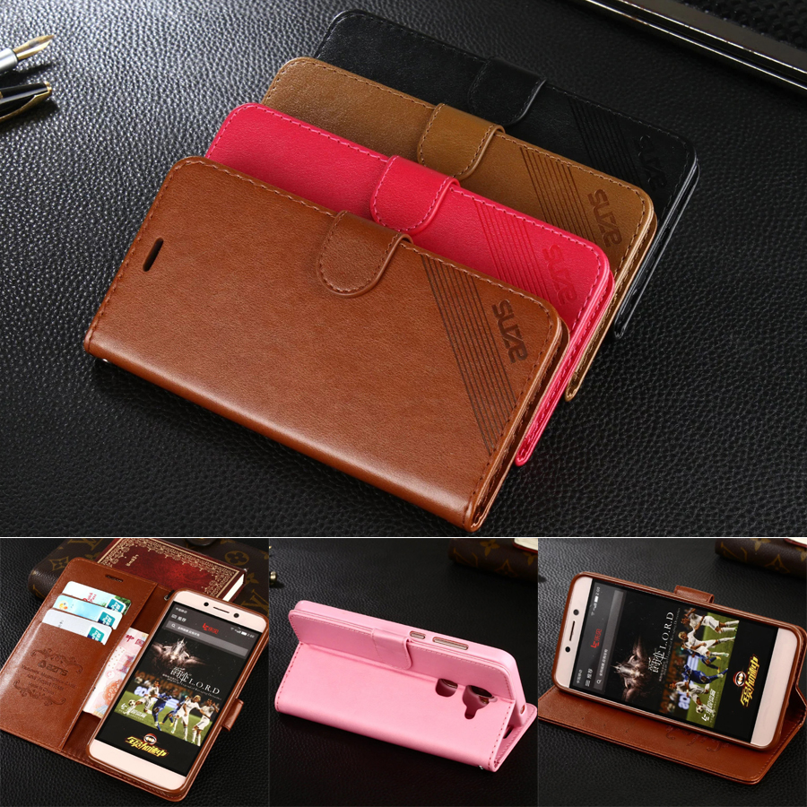 azns Case For Letv LeEco Le 2 X620 5.5 Wallet Leather Case Stand Flip Card Hold Phone Cover Bags For Letv 2